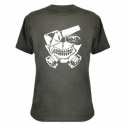 Камуфляжна футболка Tokyo Ghoul mask