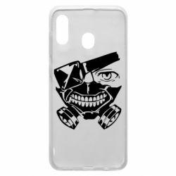 Чохол для Samsung A30 Tokyo Ghoul mask