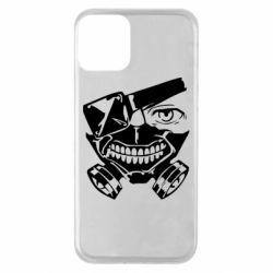 Чохол для iPhone 11 Tokyo Ghoul mask
