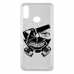 Чохол для Samsung A10s Tokyo Ghoul mask