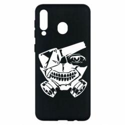 Чохол для Samsung M30 Tokyo Ghoul mask