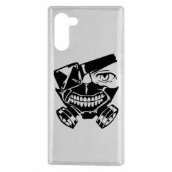 Чохол для Samsung Note 10 Tokyo Ghoul mask