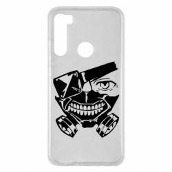 Чехол для Xiaomi Redmi Note 8 Tokyo Ghoul mask