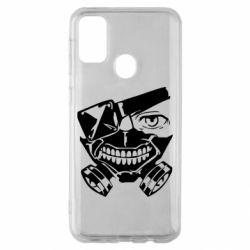 Чохол для Samsung M30s Tokyo Ghoul mask