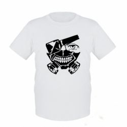 Дитяча футболка Tokyo Ghoul mask