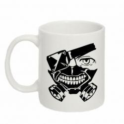 Кружка 320ml Tokyo Ghoul mask