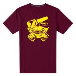 Чоловіча стрейчева футболка Tokyo Ghoul mask