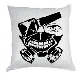 Подушка Tokyo Ghoul mask