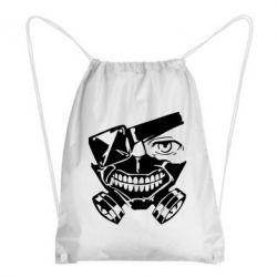 Рюкзак-мішок Tokyo Ghoul mask