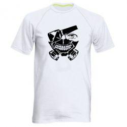 Чоловіча спортивна футболка Tokyo Ghoul mask