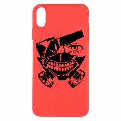 Чохол для iPhone X/Xs Tokyo Ghoul mask