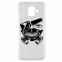 Чохол для Samsung A6 2018 Tokyo Ghoul mask