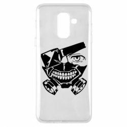 Чохол для Samsung A6+ 2018 Tokyo Ghoul mask
