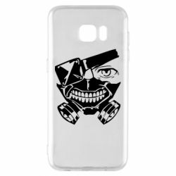 Чохол для Samsung S7 EDGE Tokyo Ghoul mask