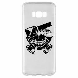 Чохол для Samsung S8+ Tokyo Ghoul mask