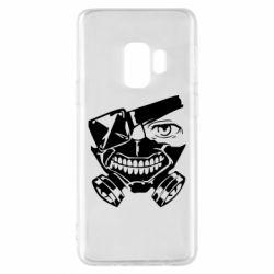 Чохол для Samsung S9 Tokyo Ghoul mask