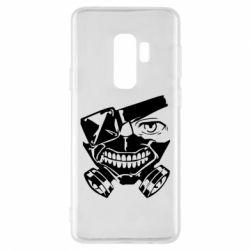 Чохол для Samsung S9+ Tokyo Ghoul mask