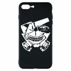 Чохол для iPhone 8 Plus Tokyo Ghoul mask