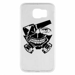Чохол для Samsung S6 Tokyo Ghoul mask