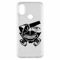 Чехол для Xiaomi Mi A2 Tokyo Ghoul mask