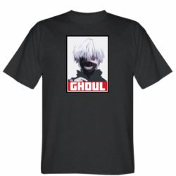 Мужская футболка Tokyo Ghoul portrait