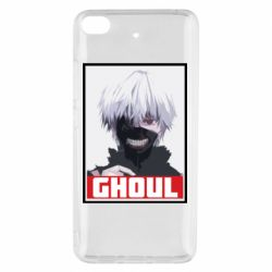 Чехол для Xiaomi Mi 5s Tokyo Ghoul portrait