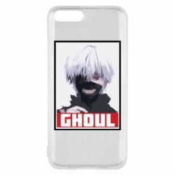Чехол для Xiaomi Mi6 Tokyo Ghoul portrait