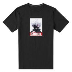 Мужская стрейчевая футболка Tokyo Ghoul portrait