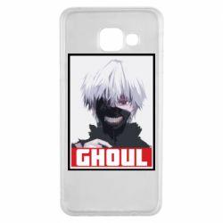 Чехол для Samsung A3 2016 Tokyo Ghoul portrait