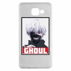 Чехол для Samsung A5 2016 Tokyo Ghoul portrait