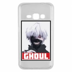 Чехол для Samsung J1 2016 Tokyo Ghoul portrait