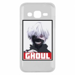 Чехол для Samsung J2 2015 Tokyo Ghoul portrait