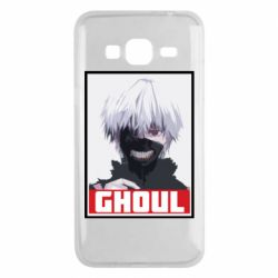 Чехол для Samsung J3 2016 Tokyo Ghoul portrait