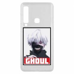 Чехол для Samsung A9 2018 Tokyo Ghoul portrait