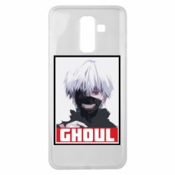 Чехол для Samsung J8 2018 Tokyo Ghoul portrait