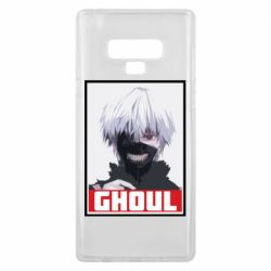 Чехол для Samsung Note 9 Tokyo Ghoul portrait