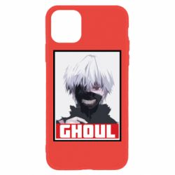Чехол для iPhone 11 Tokyo Ghoul portrait