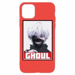 Чехол для iPhone 11 Pro Tokyo Ghoul portrait
