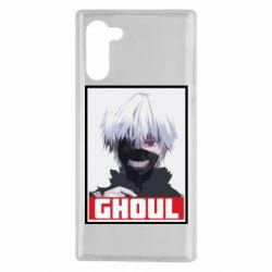 Чехол для Samsung Note 10 Tokyo Ghoul portrait