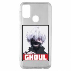 Чехол для Samsung M30s Tokyo Ghoul portrait