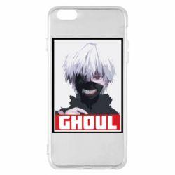 Чехол для iPhone 6 Plus/6S Plus Tokyo Ghoul portrait