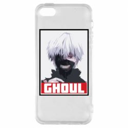 Чехол для iPhone5/5S/SE Tokyo Ghoul portrait
