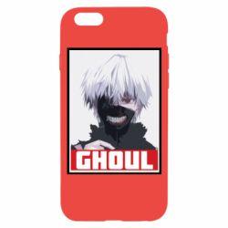 Чехол для iPhone 6/6S Tokyo Ghoul portrait