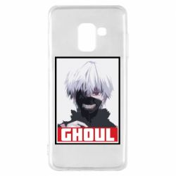 Чехол для Samsung A8 2018 Tokyo Ghoul portrait