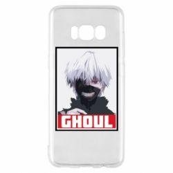 Чехол для Samsung S8 Tokyo Ghoul portrait