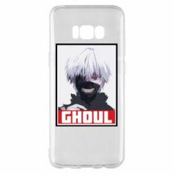 Чехол для Samsung S8+ Tokyo Ghoul portrait
