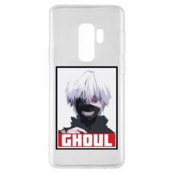 Чехол для Samsung S9+ Tokyo Ghoul portrait