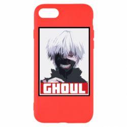Чехол для iPhone 8 Tokyo Ghoul portrait