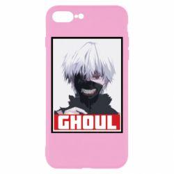 Чехол для iPhone 8 Plus Tokyo Ghoul portrait