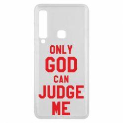 Чохол для Samsung A9 2018 Тільки Бог може судити мене